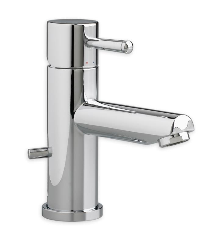 American Standard 2064101.002 Serin 1-Handle Monoblock Bathroom Faucet With Finish: Polished Chrome