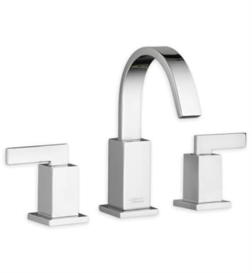 American Standard 7184801.295 Times Square Arched Widespread Faucet With Finish: Satin Nickel