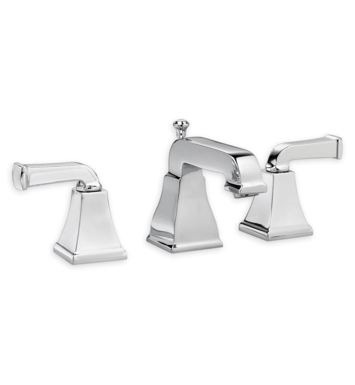 American Standard 2555821.295 Town Square Widespread Lavatory Faucet With Finish: Brushed Nickel