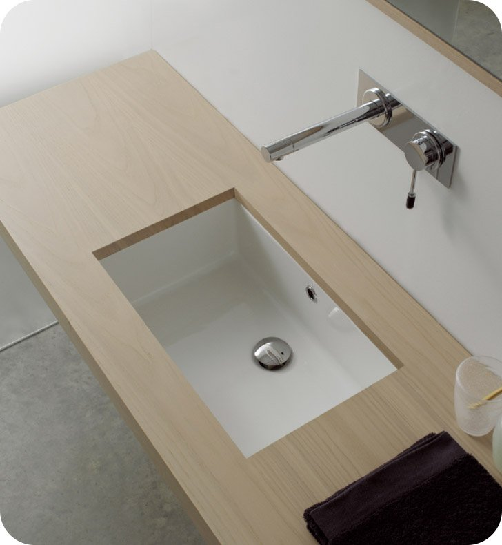 Nameeks 8091 Scarabeo Bathroom Sink