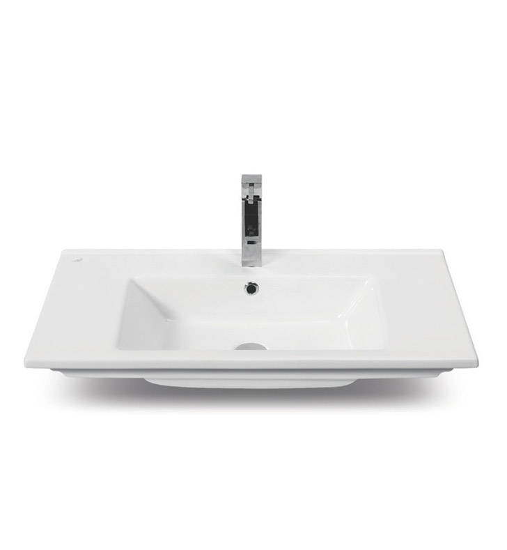 Nameeks 067600-U CeraStyle Bathroom Sink