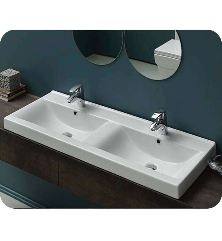 Nameeks 064700-U CeraStyle Bathroom Sink