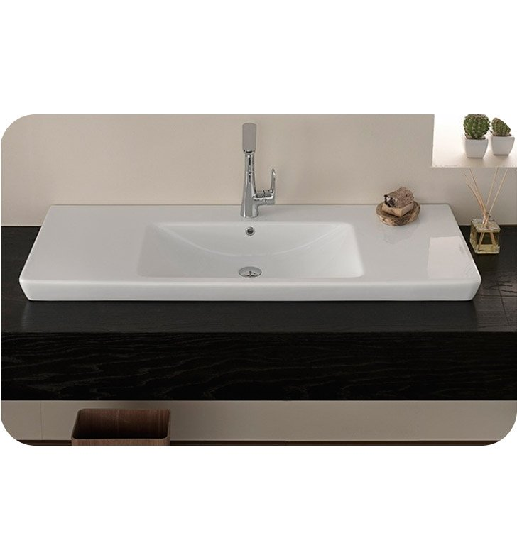 Nameeks 068500-U CeraStyle Bathroom Sink