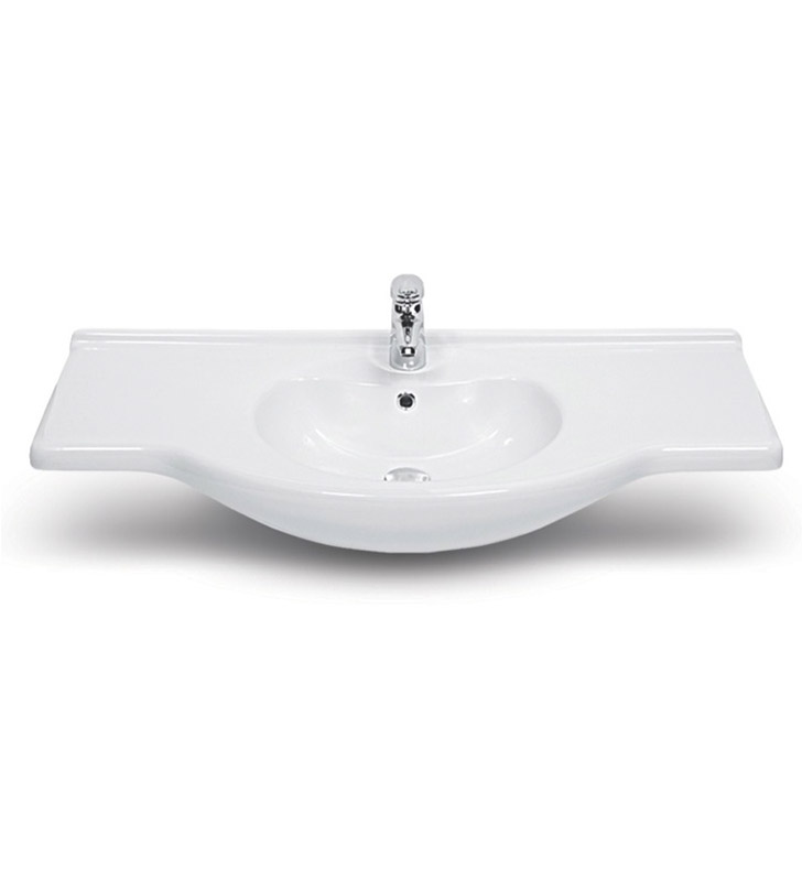 Nameeks 066700-U CeraStyle Bathroom Sink