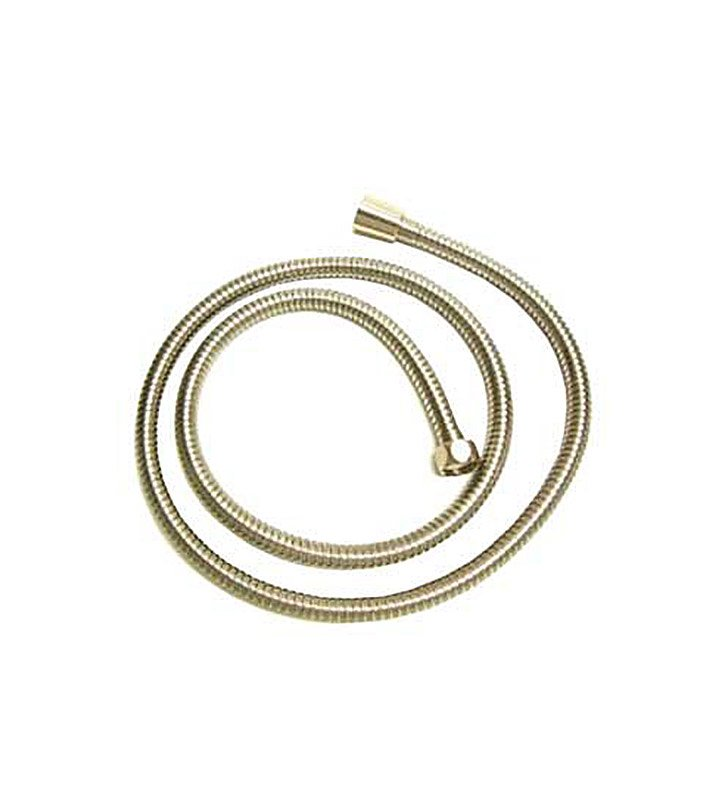 Whitehaus WH1030-ORB Double Interlock Brass Shower Hose With Finish: Oil Rubbed Bronze