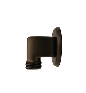 Whitehaus WH173A-BN Showerhaus Solid Brass Supply Elbow With Finish: Brushed Nickel