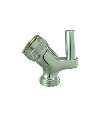 Whitehaus WH179A-BN Showerhaus Brass Swivel Hand Spray Connector With Finish: Brushed Nickel