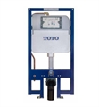 TOTO WT171M DuoFit In-Wall Tank System with Copper Supply Line - 1.6GPF & 0.9GPF