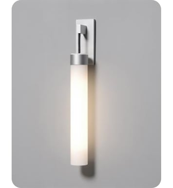 Robern UFLWCRL Uplift Wall Sconce Light with Night Light With Style and Color: Polished Chrome