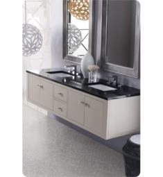 "James Martin 312-V72-MTM Silverlake 71 7/8"" Double Bathroom Vanity in Mountain Mist"