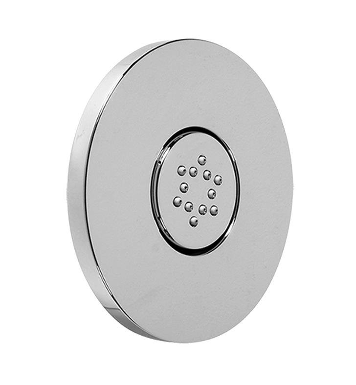 "Graff G-8495-PN 4 3/4"" Flush Mount Round Body Spray with Solid Brass Swivel Head With Finish: Polished Nickel"
