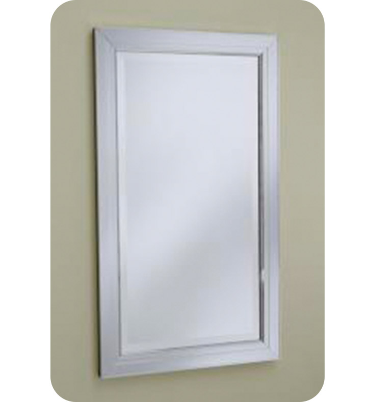 "Robern MPM24MD Metallique 23"" x 39-1/8"" Framed Wall Mirror"
