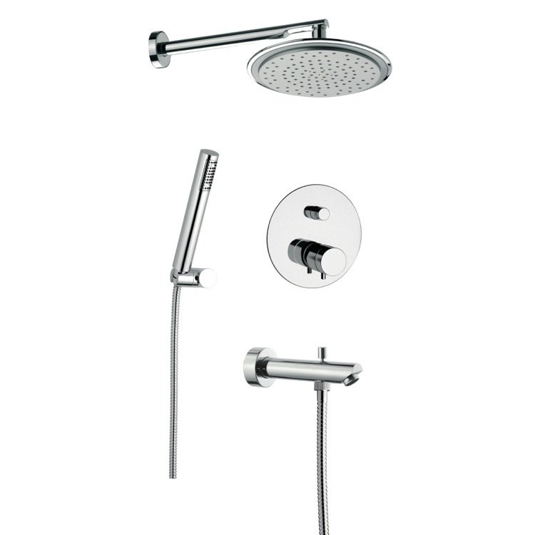 Nameeks NT09S03US Remer Shower Faucet