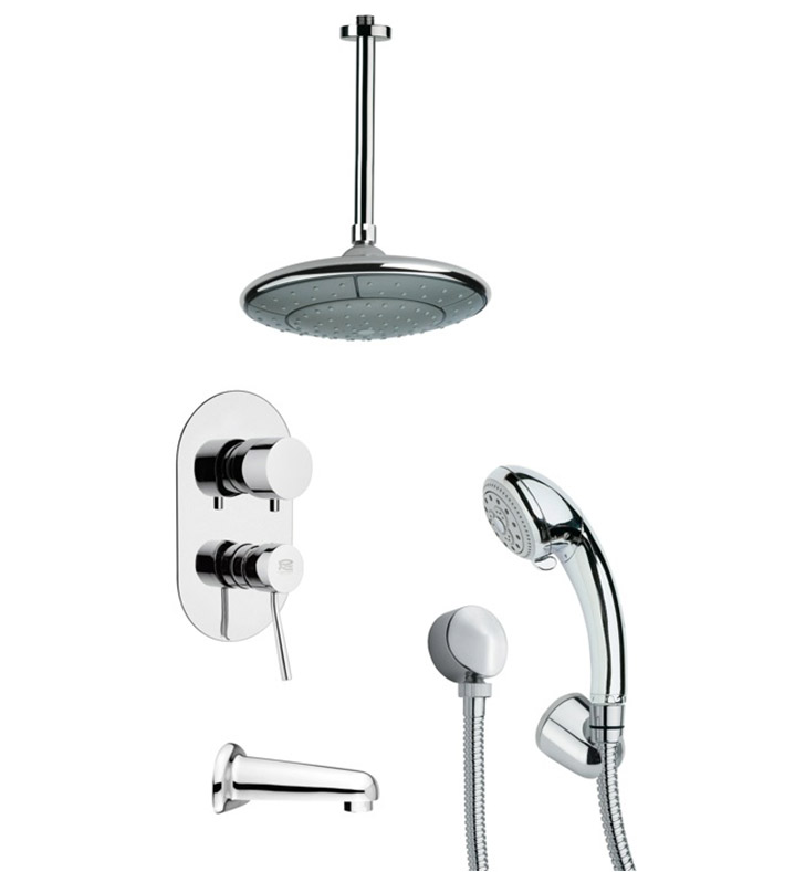 Nameeks TSH4005 Remer Tub and Shower Faucet