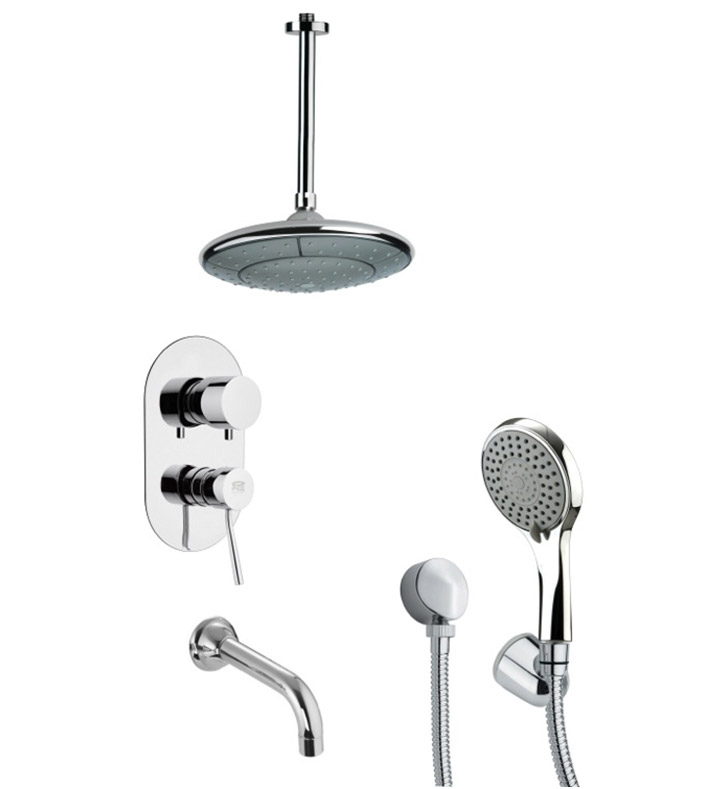 Nameeks TSH4007 Remer Tub and Shower Faucet