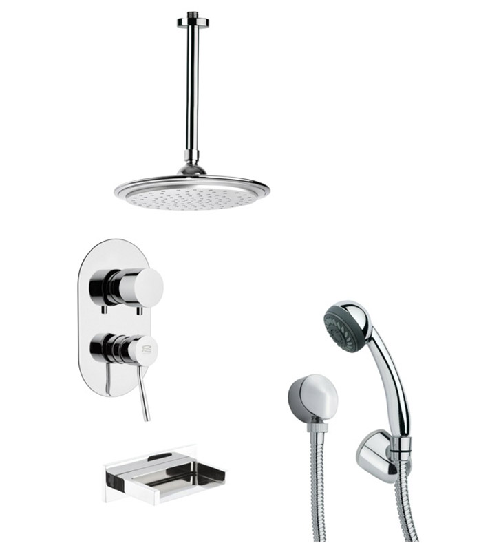 Nameeks TSH4010 Remer Tub and Shower Faucet