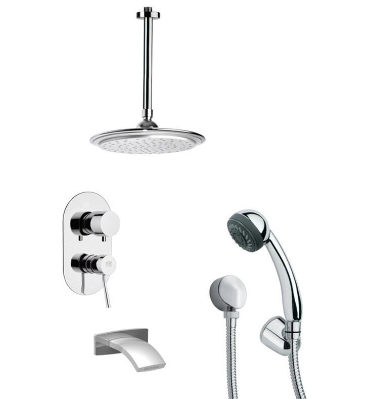 Nameeks TSH4013 Remer Tub and Shower Faucet