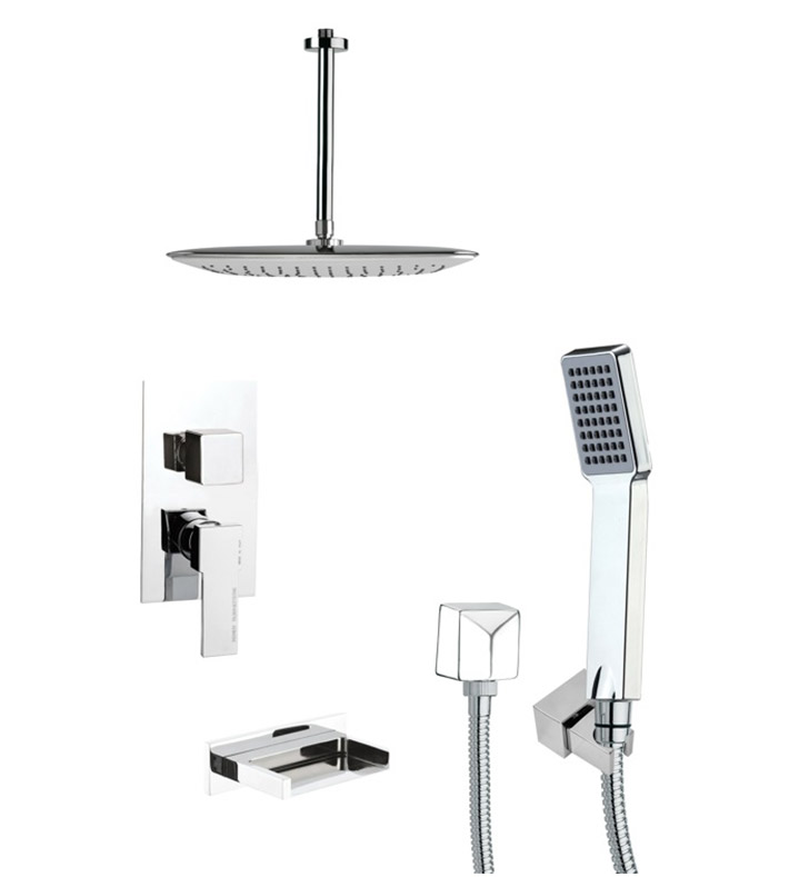 Nameeks TSH4019 Remer Tub and Shower Faucet