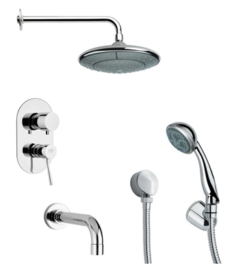 Nameeks TSH4031 Remer Tub and Shower Faucet