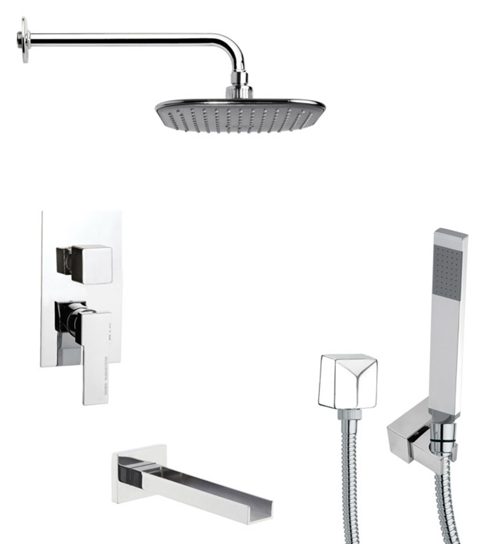 Nameeks TSH4035 Remer Tub and Shower Faucet