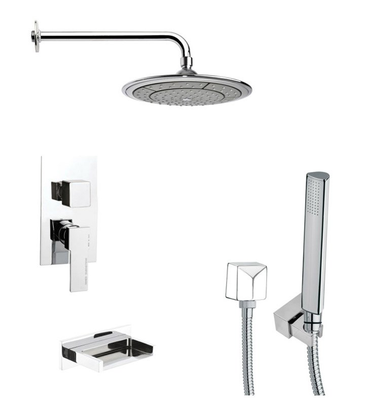 Nameeks TSH4038 Remer Tub and Shower Faucet