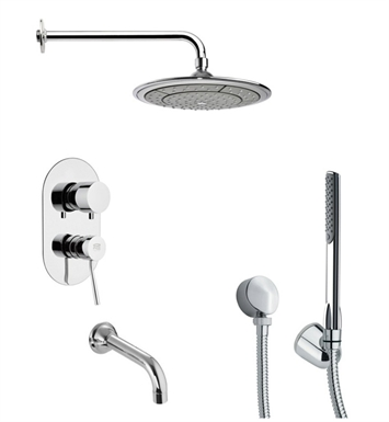 Nameeks TSH4041 Remer Tub and Shower Faucet