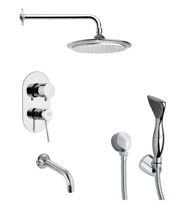 Nameeks TSH4042 Remer Tub and Shower Faucet