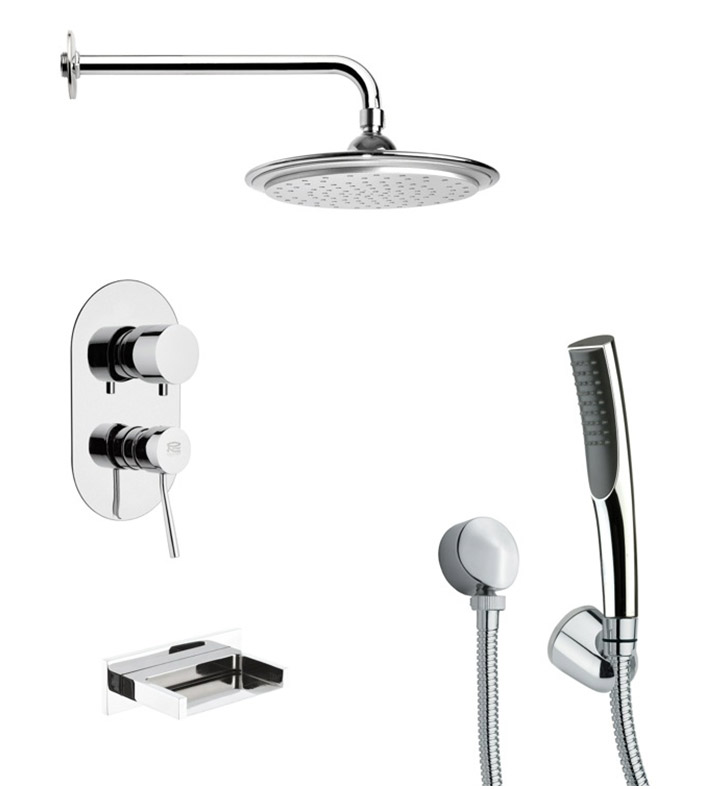 Nameeks TSH4043 Remer Tub and Shower Faucet