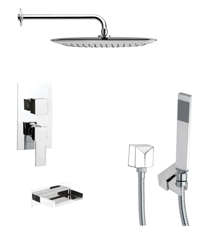Nameeks TSH4057 Remer Tub and Shower Faucet