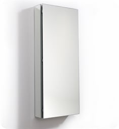 "Fresca FMC8031 15"" Wide x 72"" Tall Bathroom Medicine Cabinet with Mirrors"