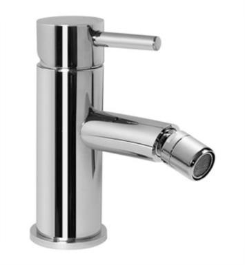 "Graff G-6160-LM37B-PC M.E. 5 3/4"" Single Handle Bidet Faucet Set with Pop-Up Drain With Finish: Polished Chrome"