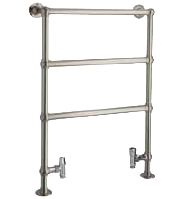 Myson B24-1ORB Inn Traditional Hydronic Towel Warmer With Finish: Oil Rubbed Bronze