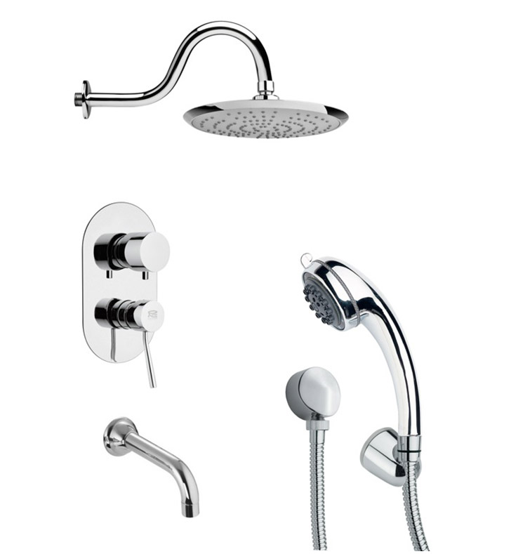Nameeks TSH4076 Remer Tub and Shower Faucet