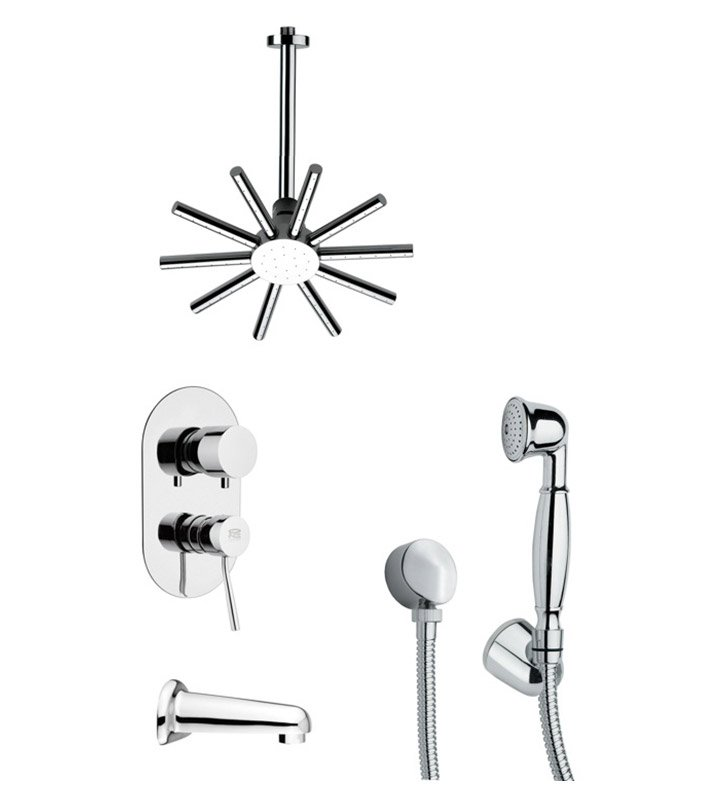 Nameeks TSH4088 Remer Tub and Shower Faucet