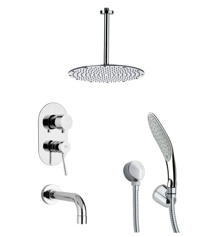 Nameeks TSH4094 Remer Tub and Shower Faucet