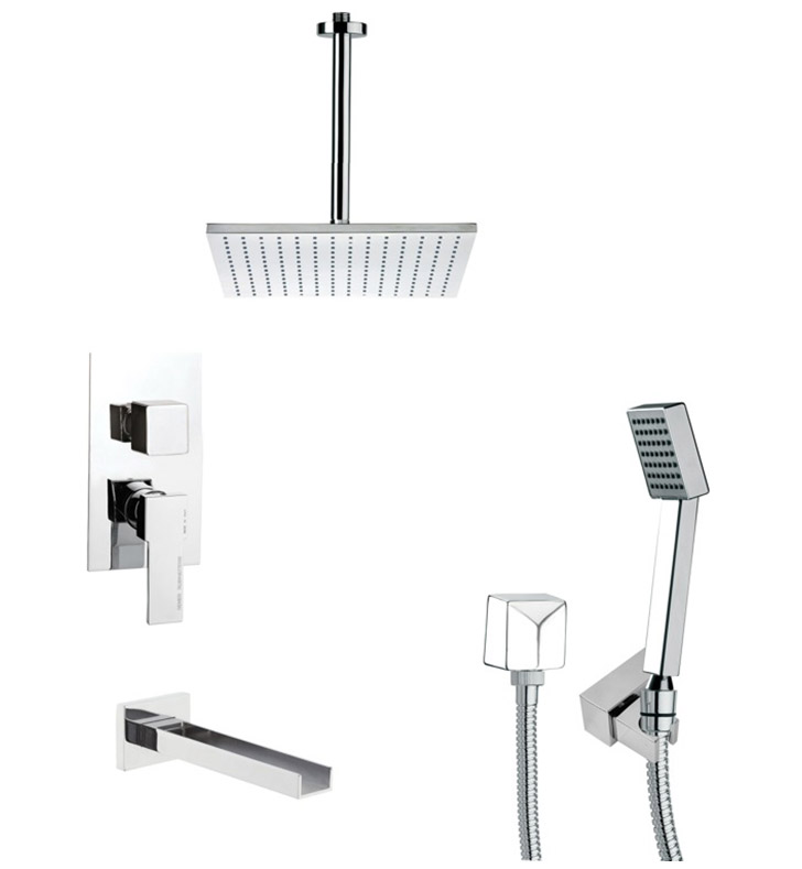 Nameeks TSH4097 Remer Tub and Shower Faucet