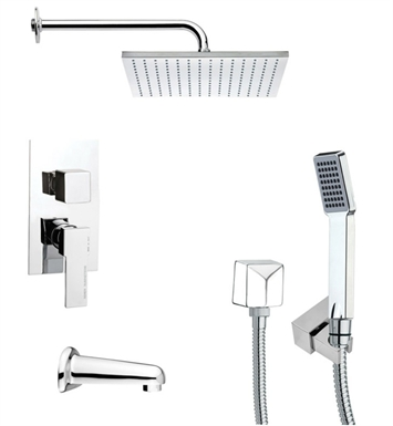 Nameeks TSH4100 Remer Tub and Shower Faucet