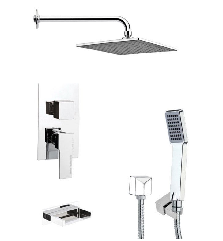 Nameeks TSH4111 Remer Tub and Shower Faucet