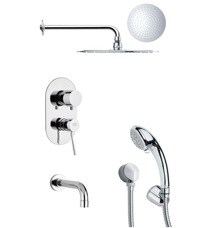 Nameeks TSH4123 Remer Tub and Shower Faucet