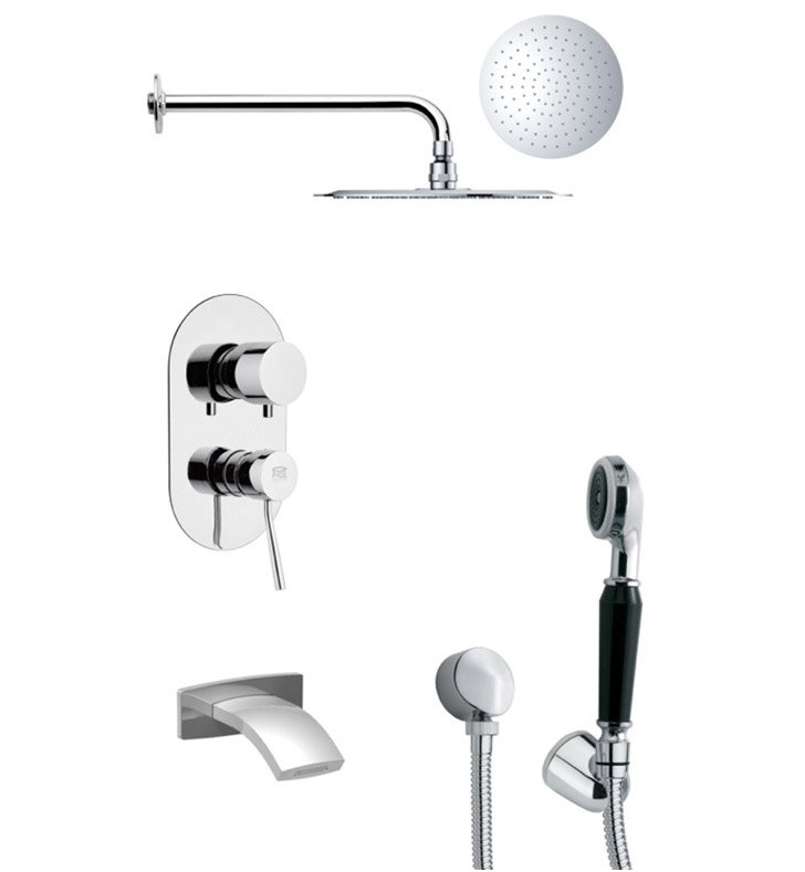 Nameeks TSH4132 Remer Tub and Shower Faucet