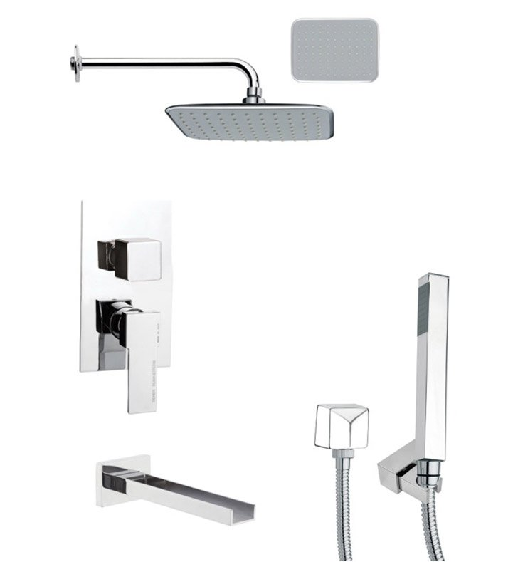 Nameeks TSH4134 Remer Tub and Shower Faucet