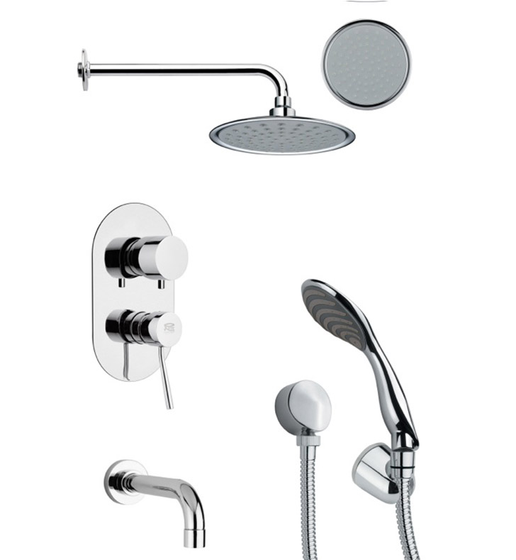 Nameeks TSH4137 Remer Tub and Shower Faucet