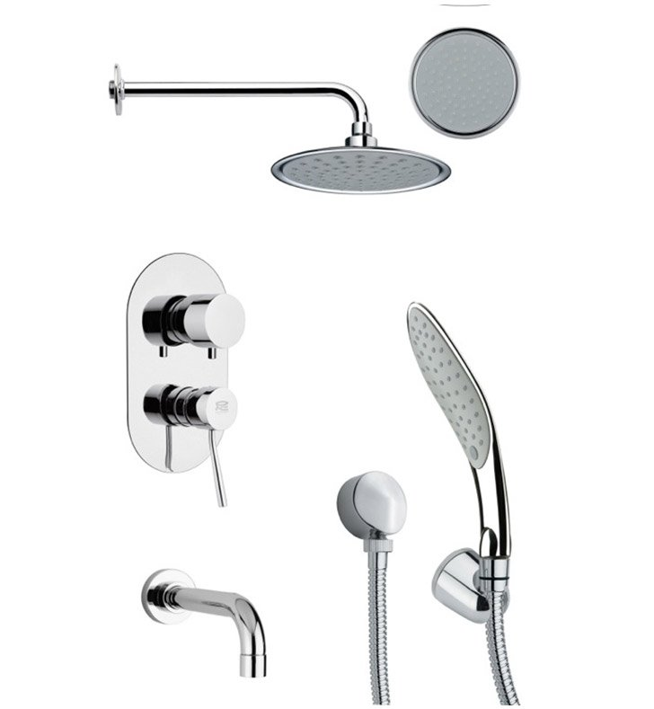 Nameeks TSH4138 Remer Tub and Shower Faucet