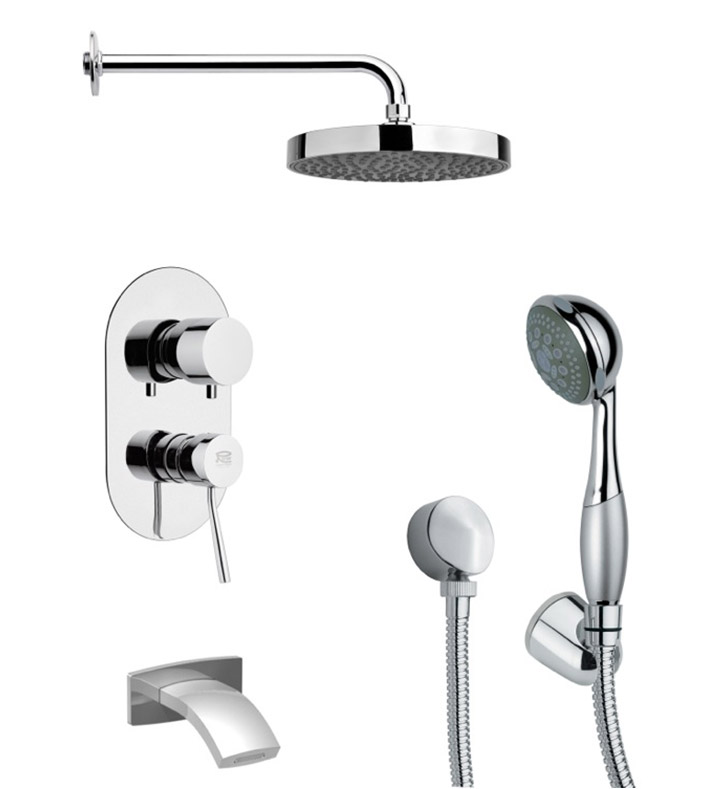 Nameeks TSH4147 Remer Tub and Shower Faucet