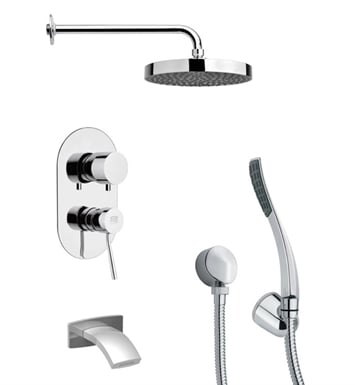 Nameeks TSH4148 Remer Tub and Shower Faucet
