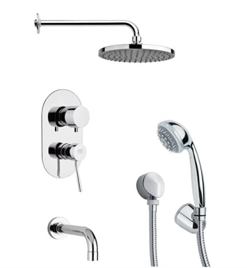 Nameeks TSH4150 Remer Tub and Shower Faucet