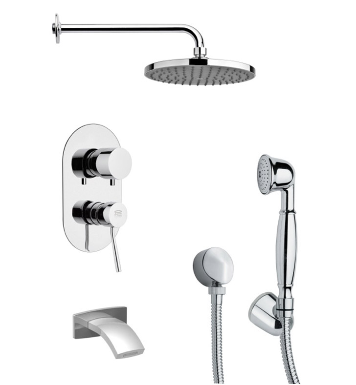 Nameeks TSH4152 Remer Tub and Shower Faucet