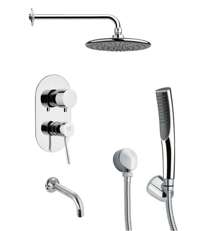 Nameeks TSH4158 Remer Tub and Shower Faucet