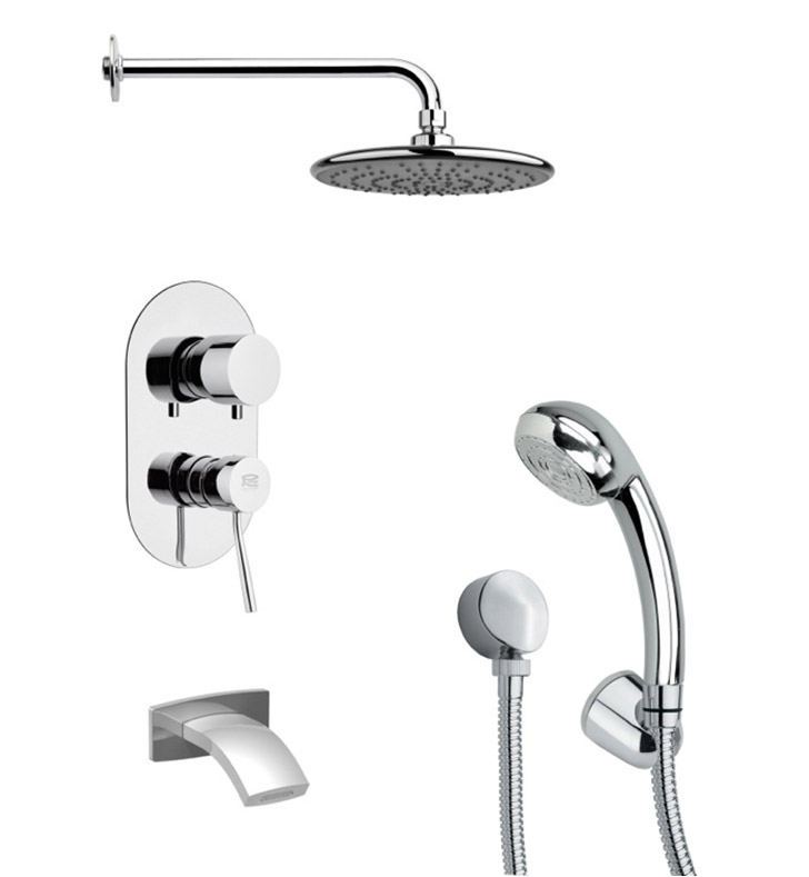 Nameeks TSH4159 Remer Tub and Shower Faucet