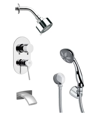 Nameeks TSH4171 Remer Tub and Shower Faucet